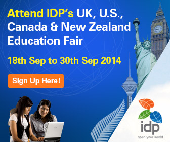 Study in UK, US, Canada and New Zealand