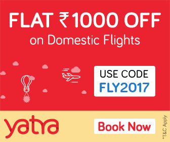 Yatra_Domestic_Flights_CPS_Flat_Rs.1000_