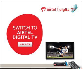 Free Goodies from Airtel Digital TV