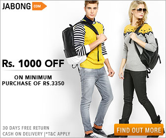 Jabong coupons 1000 off
