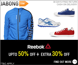 Enjoy up to Rs. earnings with Jabong offer code for Jabong Referral Program. First, ask your friends and family to join in the shopping fun on Jabong by downloading the Jabong app! When your friend or family member make their first purchase on Jabong app by using your Jabong referral code, you will receive a Rs. Jabong voucher!
