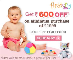 FirstCry Offer Coupons 2016