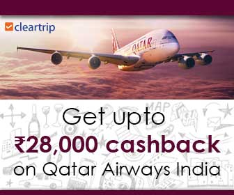 ClearTrip_CPS_upto_28000_cashback_qatar_