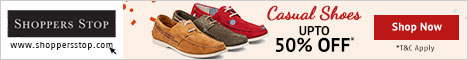 Shoppers Stop - Casual Shoes