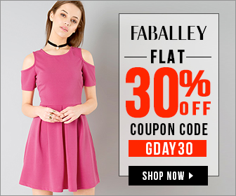 Faballey coupons
