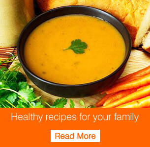 healthy recipes for family