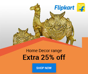 Flipkart Home Decor Offer
