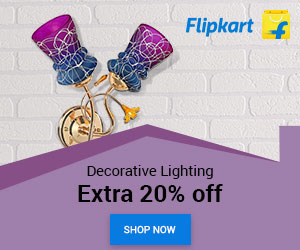 Flipkart Decorative Lights offer