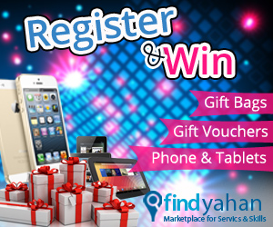 Register to Win Free Surprise Gifts and Vouchers