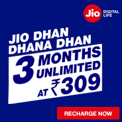Jio Customer Care toll free