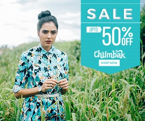 Sale 50  Off on Chumbak