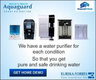 Book a Home Demo for Aquaguard, Water Purifier