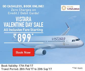 Yatra Flight Deals