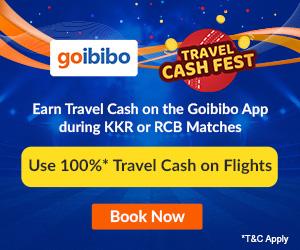 deals coupon offer Goibibo